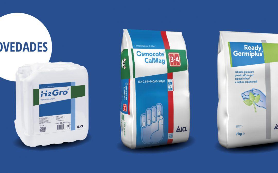 ICL Specialty Fertilizers participa en Viveralia 2019, junto a su distribuidor JyP
