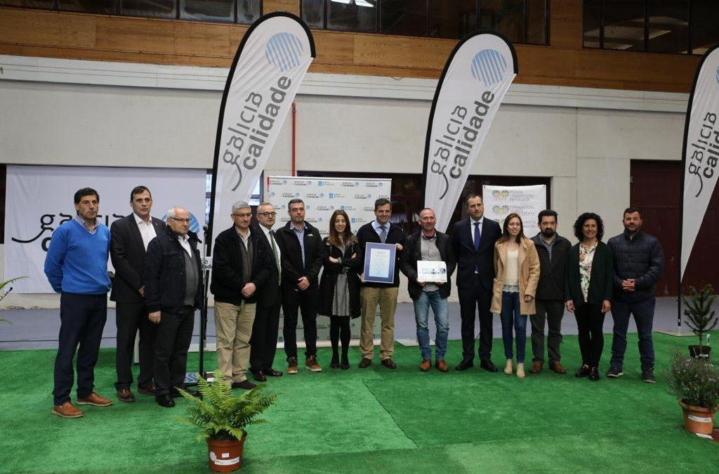 """Entregadas las primeras certificaciones """"Planta Ornamental de Galicia-Galicia Calidade"""" pioneras en España dentro del sector"""